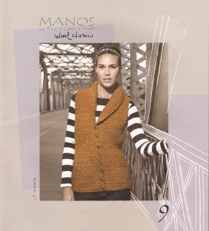 Manos del Uruguay Books - Wool Clasica Collection 9