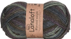 Brown Sheep Lanaloft Worsted Handpaint Yarn
