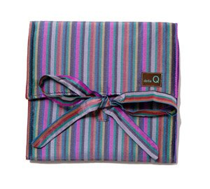 della Q The Que - Lily (Style 105) - 018 Purple Stripe