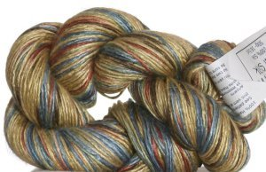 Artyarns Regal Silk Yarn - 173 - Tans/Blues