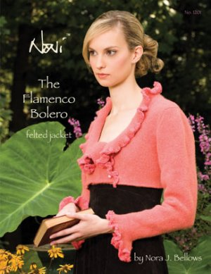 Noni Patterns - The Flamenco Bolero Pattern