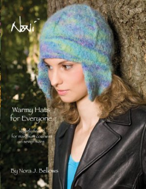 Noni Patterns - Warmy Hats for Everyone Pattern