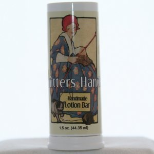 Alsatian Soaps & Bath Products Knitter's Hands - Tahitian Vanilla Tube