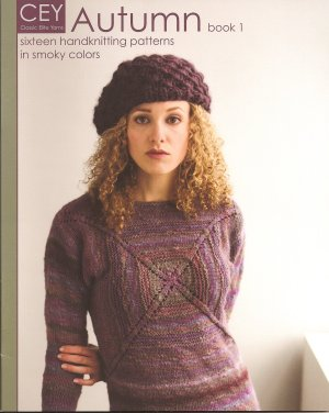 Classic Elite Pattern Books - 9092 Autumn Book 1