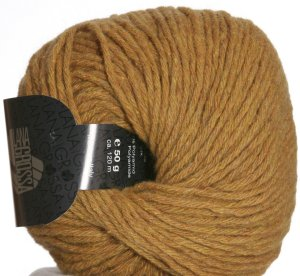 Lana Grossa Lord Yarn - 10 - Mustard (Discontinued)