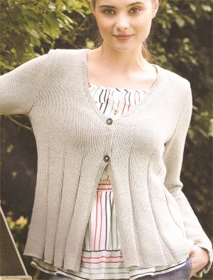 Rowan Pima Cotton DK Muse Kit - Women's Cardigans