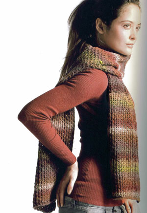 Noro Silk Garden Basic Wrap Kit - Scarf and Shawls