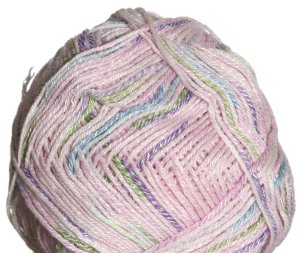 Crystal Palace Panda Superwash Yarn - 2005 Pink Print