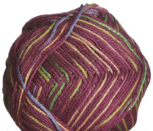 Crystal Palace Panda Superwash Yarn - 2012 Garnet Laser