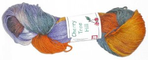 Cherry Tree Hill Sockittome Yarn - African Grey
