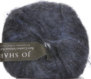 Jo Sharp Rare Comfort Kid Infusion Yarn - 618 Blueberry