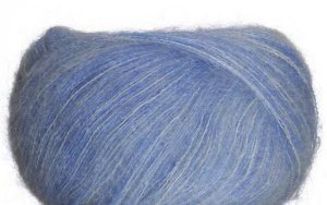 Crystal Palace Kid Merino Print Yarn - 7189 New Blues