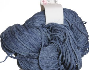 South West Trading Company Oasis Hand Dyed Soysilk Yarn - Sapphire BIG