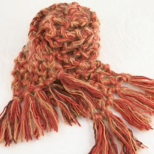 Jimmy Beans Wool Knit For A Cause Scarves - Leukemia Support Scarf