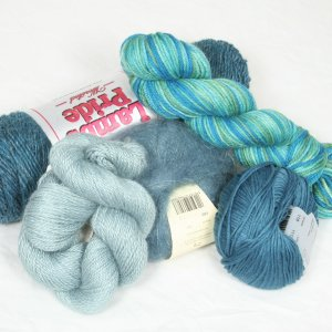 Jimmy Beans Wool Knit For A Cause Scarves - Ovarian Cancer Support Scarf