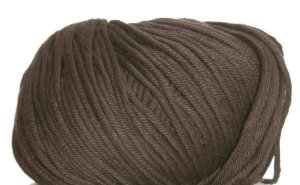 Debbie Bliss Eco Cotton Yarn - 606 Chocolate (Discontinued)