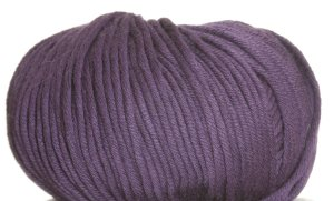 Debbie Bliss Eco Cotton Yarn - 609 Purple (Discontinued)