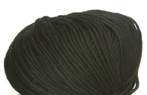 Debbie Bliss Eco Cotton Yarn - 618 Black