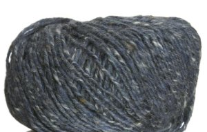 Debbie Bliss Luxury Tweed Aran Yarn - 09 Denim