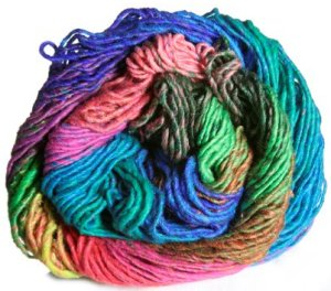 Noro Taiyo Yarn - 05 Pink/Aqua/Green (Discontinued)