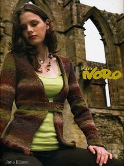 Jane Ellison Noro Books - Pure Noro