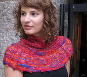 Ilga Leja Handknit Designs Patterns - On the Town Pattern
