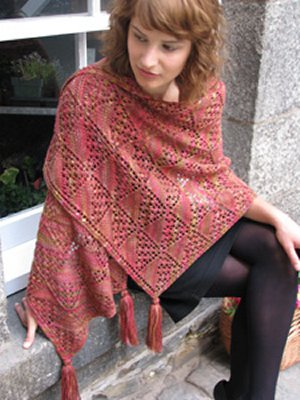 Ilga Leja Handknit Designs Patterns - zAt the Market Pattern