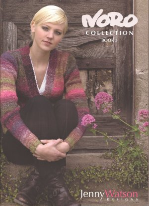 Jenny Watson Noro Books - Noro Collection Book 3 (Discontinued)