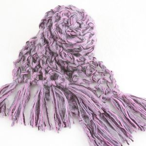 Jimmy Beans Wool Knit For A Cause Scarves - Alzheimer's Support Scarf