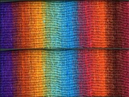 Noro Kureyon Sock Yarn - 180 Wine/Cherry/Aqua/Purple/Gold