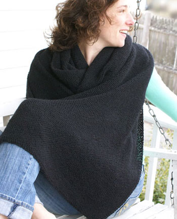 Classic Elite Silky Alpaca Lace Shawl Kit - Scarf and Shawls