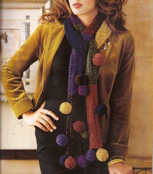 Muench Touch Me Medici Scarf Kit - Scarf and Shawls