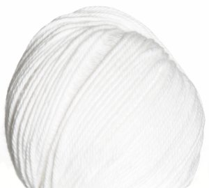 Debbie Bliss Cotton DK Yarn - 01 White