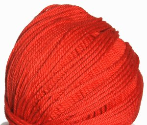 Debbie Bliss Cotton DK Yarn - 47 Red