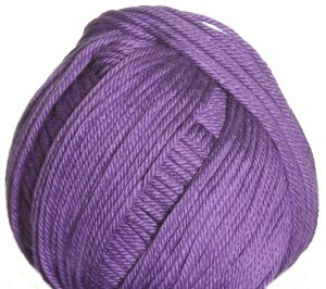 Debbie Bliss Cotton DK Yarn - 50 Purple