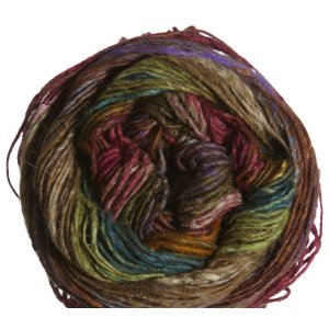 Noro Silk Garden Sock Yarn - 279 Browns, Blues, Deep Rose (Discontinued)