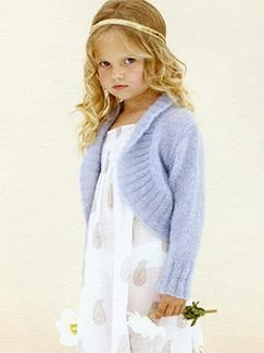 Sublime Kid Mohair Little Dream Cardigan Kit - Baby and Kids Cardigans