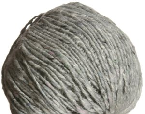 Debbie Bliss Luxury Tweed Aran Yarn - 10 Slate Grey