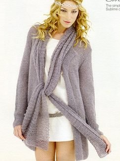 Sublime Kid Mohair Simply Sublime Sweater Coat Kit - Women's Cardigans