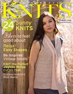 Interweave Knits Magazine - '09 Summer