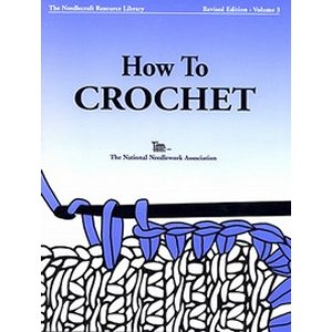 TNNA Books - How To Crochet