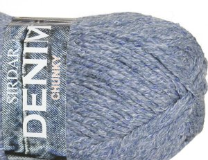 best sneakers for whole family super popular Sirdar Denim Chunky Yarn - 502 Denim Blue at Jimmy Beans Wool