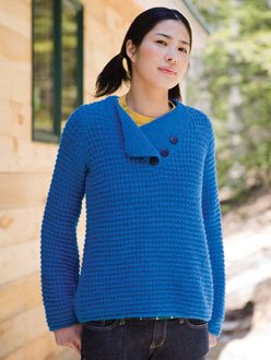 Berroco Ultra Alpaca Faber Kit - Women's Pullovers