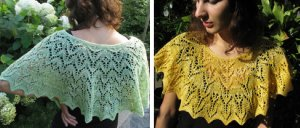 Ilga Leja Handknit Designs Patterns - zIn the Garden Pattern