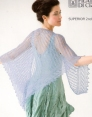 Filatura di Crosa Superior Cinderella Shawl Kit