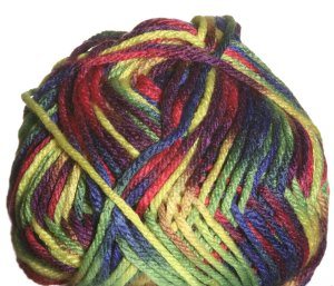 Muench Family Yarn - 5754 Rainbow