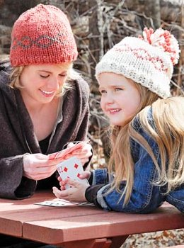 Spud & Chloe Patterns - Pom Pom or Knot Hats Pattern