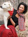 Spud & Chloe Patterns - Aztec Crochet Scarf