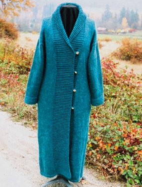 Oat Couture Patterns - Cottonwood Coat Pattern