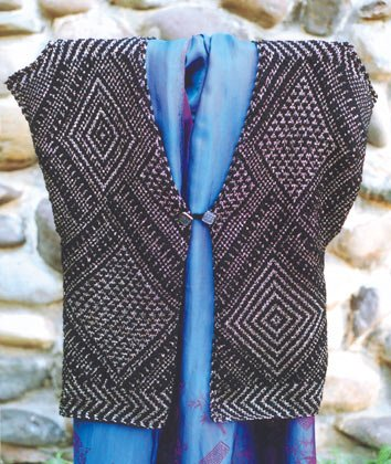 Oat Couture Patterns - Marcasite Vest Pattern